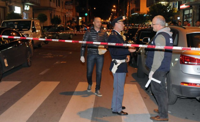 Agguato a Bari, ucciso mentre era agli arresti domiciliari