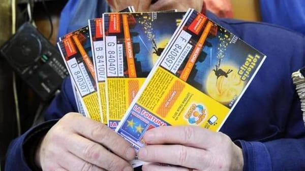 Lotteria Italia, beffa dopo la vincita
