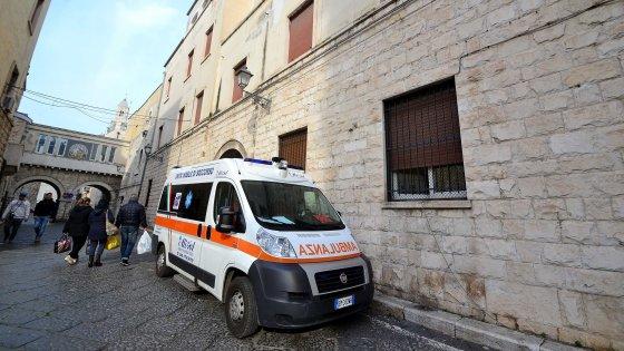 Terrore a Bari, sparano vicino la sede del 118