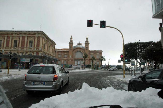 Sos neve Bari, possibile nevicate nel tardo pomeriggio di oggi, il comunicato della Protezione Civile