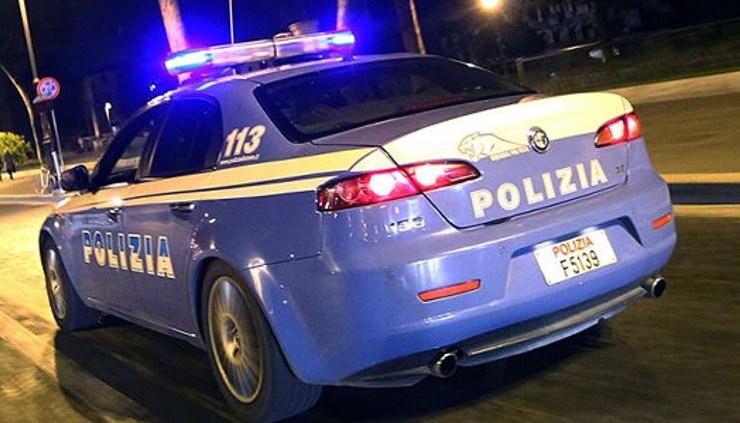 Multa da 20 mila euro per una spericolata fuga alla guida della sua Jaguar nelle notte, 36enne inseguita da diverse auto della polizia