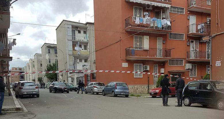 Puglia, sparatoria tra la gente, gambizzato un uomo, terrore tra i residenti