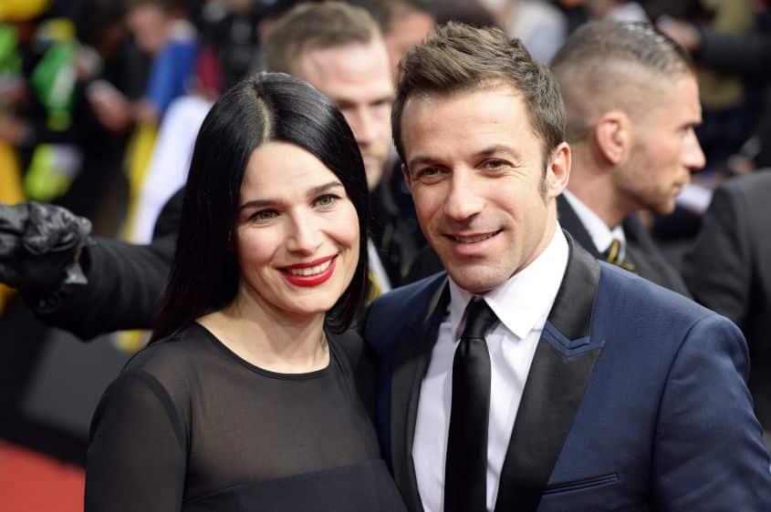 Alex Del Piero torna single, la sua storia cd'amore con la moglie Sonia Amoruso è finita