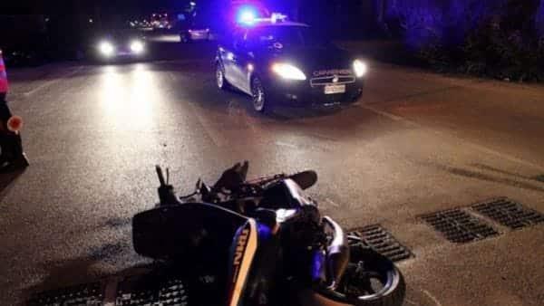 Puglia impatto devastante, scooter viene travolto da un'auto perde la vita Luna Benedetto, aveva solo 16 anni, grave un suo amico