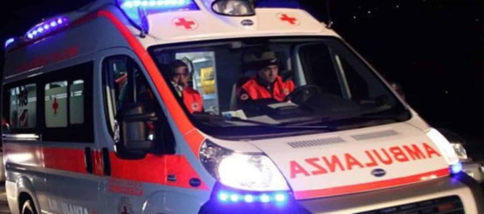 Bari, brutto incidente sulla Bitonto – Palese nei pressi Hotel Parco dei Principi, sei persone ferite