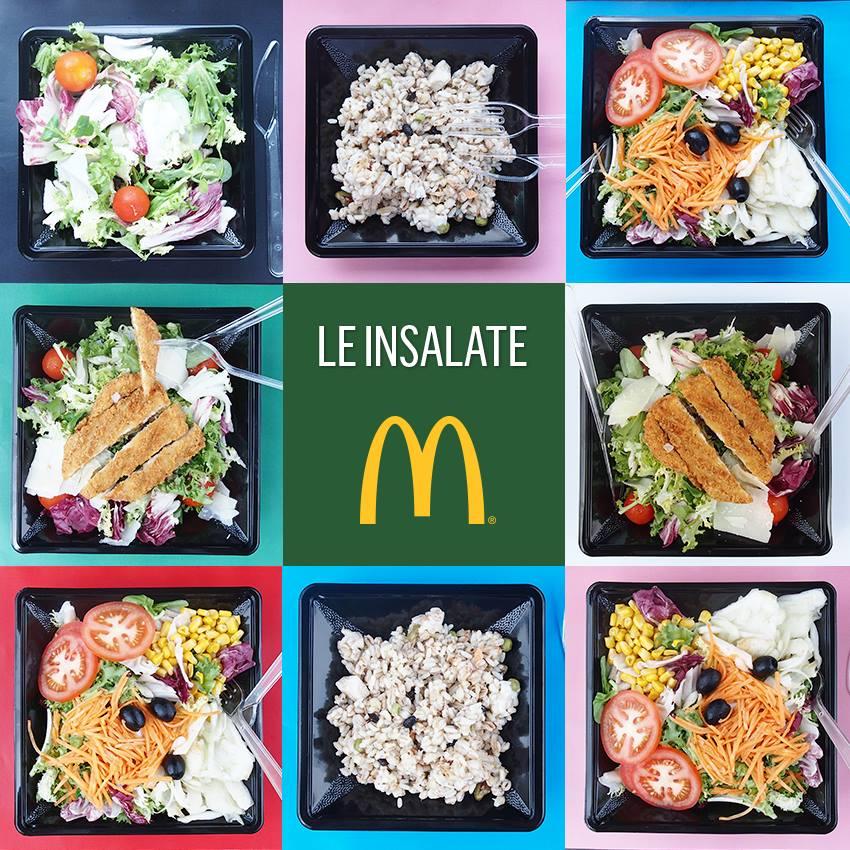 Maxi intossicazione, McDonald's richiama insalate in 3.000 ristoranti