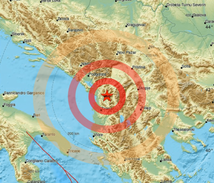 terremoto albania - photo #7