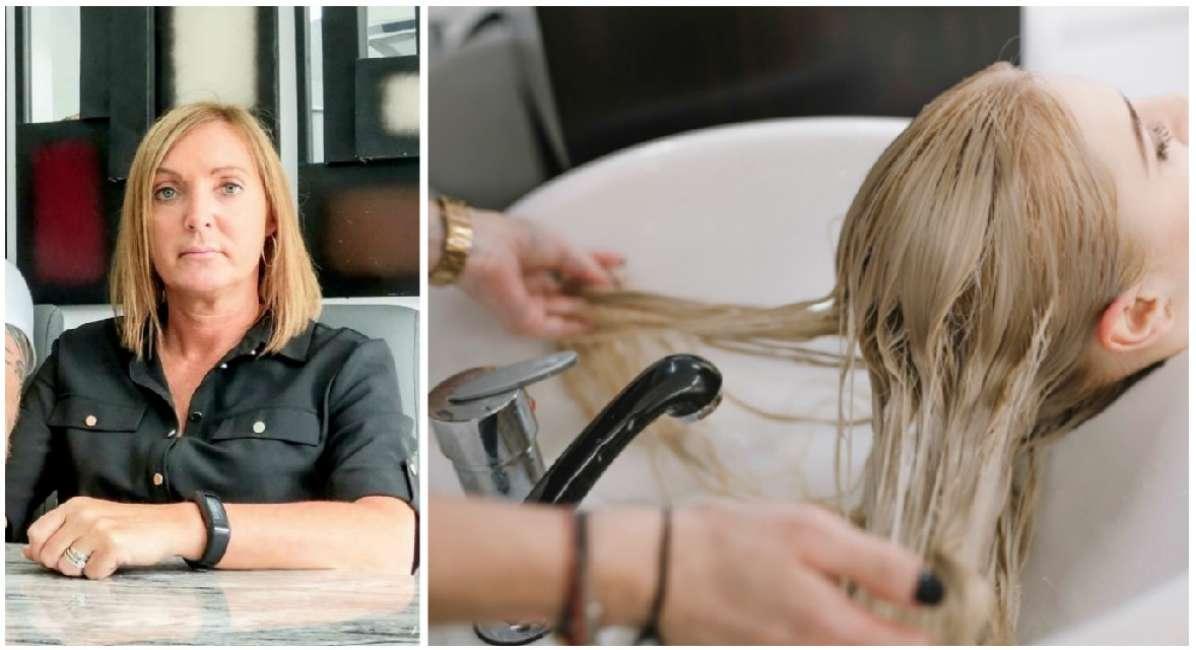 """Seduta dal parrucchiere choc, dopo i trattamenti rimane paralizzata, non è il primo caso si tratta de  """"ictus da salone di bellezza"""""""