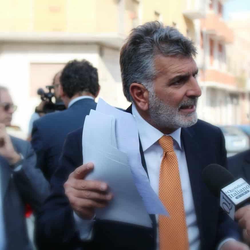 """Bari e la pessima organizzazione dei mondiali di volley, Carrieri attacca Decaro, """"invece di donare 40 mila euro dei baresi alla Federazione di Pallavolo, li investa per riqualificare impianti"""""""