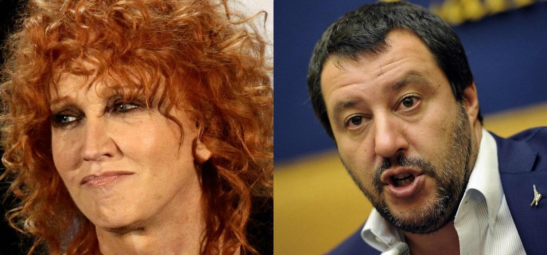 """Salvini difende Checco Zalone """"Lo farei Senatore a vita"""", Fiorella Mannoia """"Non ha capito che prende in giro proprio lui!"""""""
