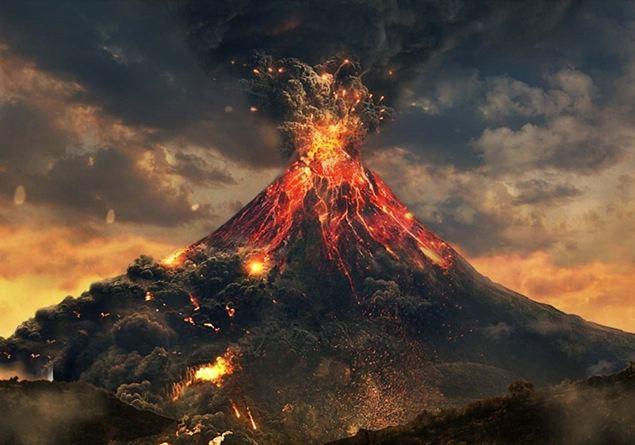 Distruzione di Pompei, incredibile scoperta il ritrovamento di un carboncino cambia data dell'eruzione