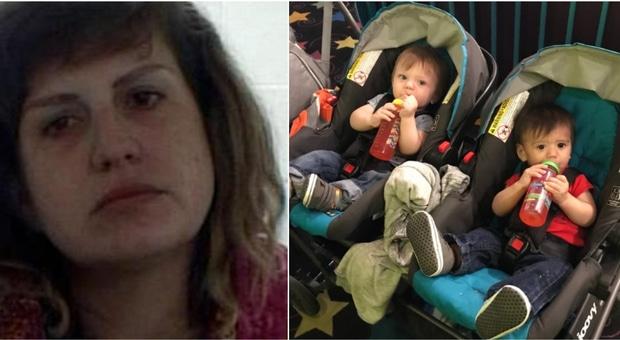 Madre 37enne uccide i suoi due gemelli di 10 mesi,annegandoli in una vasca da bagno