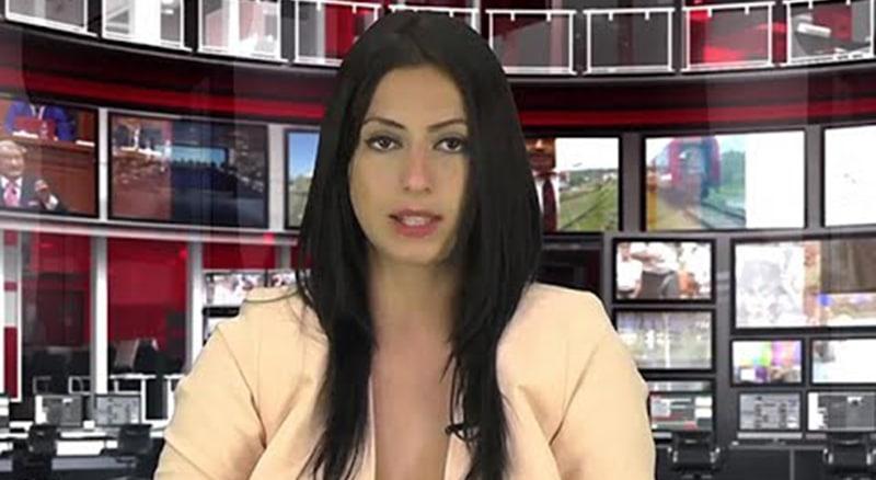 In Albania il telegiornale è hot, le bellissime conduttrici conducono seminude