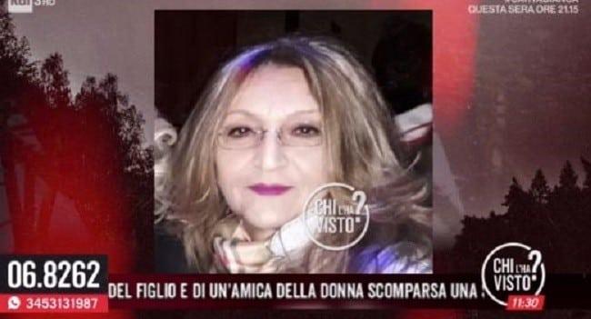 """Bari, il cadavere trovato dell'auto è di Mimma Paparella, 55enne scomparsa il giorno di capodanno, di lei si era interessata anche """"Chi la Visto""""forse un suicidio"""
