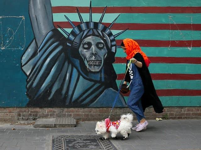 A Teheran è stato vietato portare a spasso in pubblico o nella propria auto un cane, si rischia l'arresto
