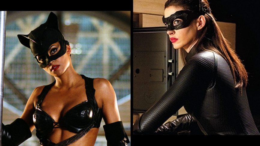 Lasciata dal suo uomo si vendica perseguitando la nuova compagna travestendosi da catwoman