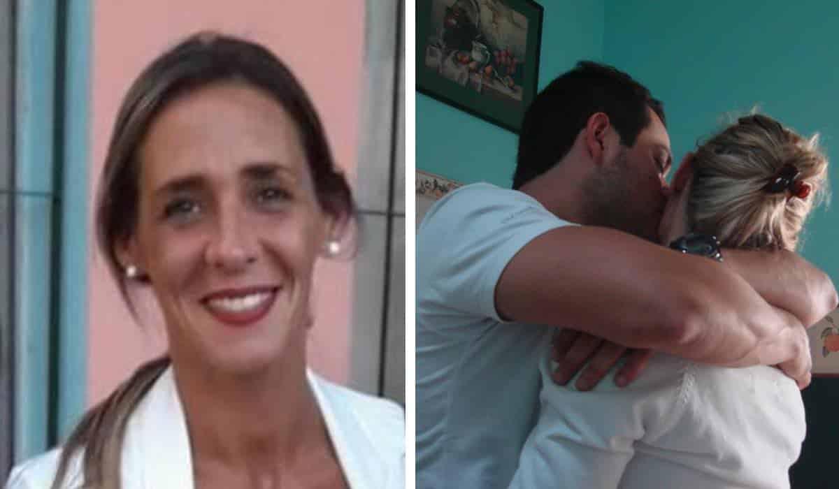 Voleva salvare il matrimonio e non dividere il figlio dal padre, ma la reazione del marito è stata violentissima