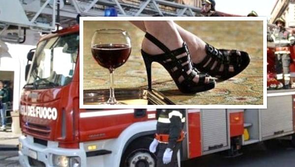 Donna di 50 anni, rischia di morire perché rimane chiusa in ascensore per 27 ore, si salva bevendo vino