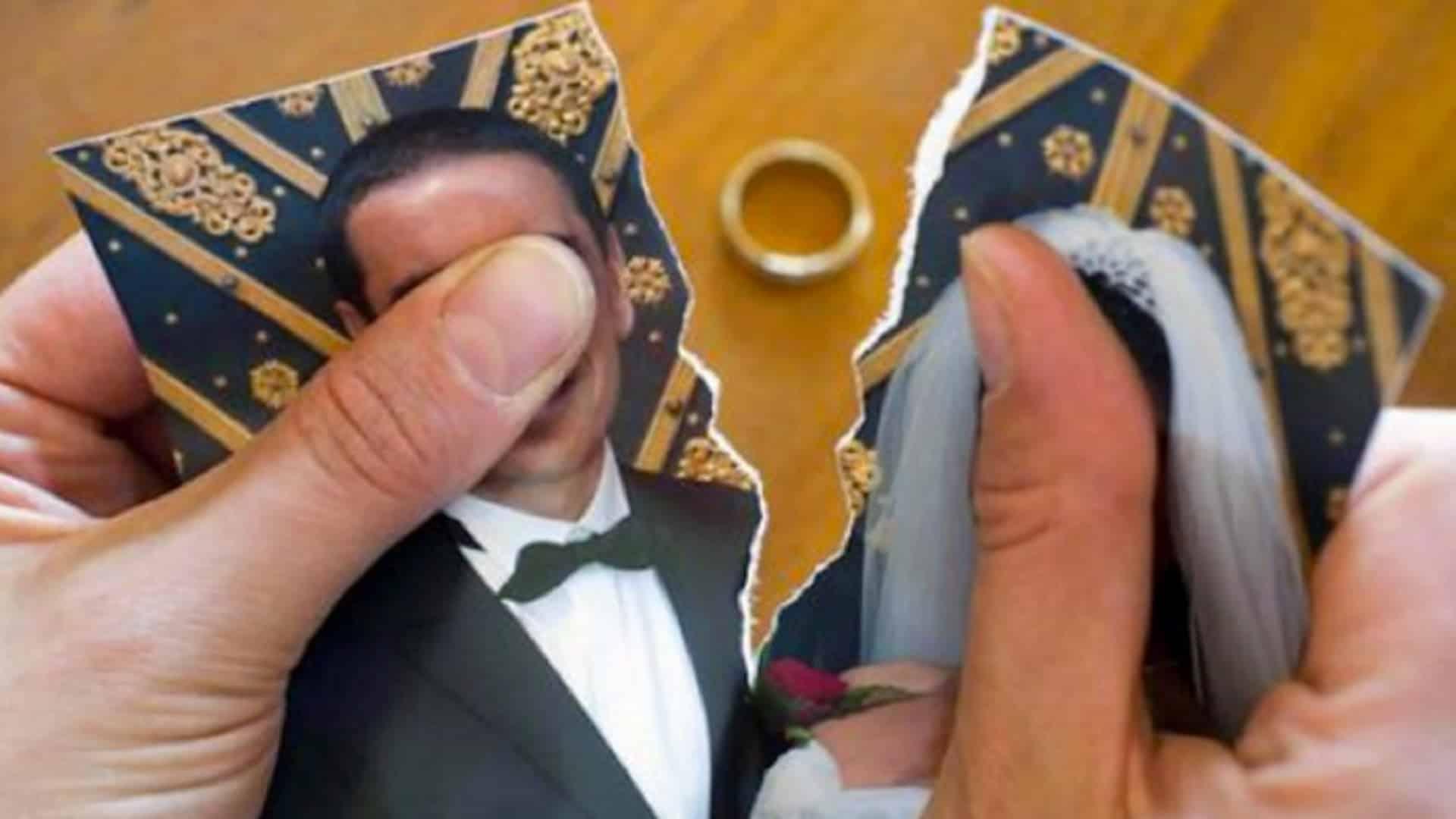 La moglie chiede il divorzio e lui per non darle nulla fa un terribile gesto