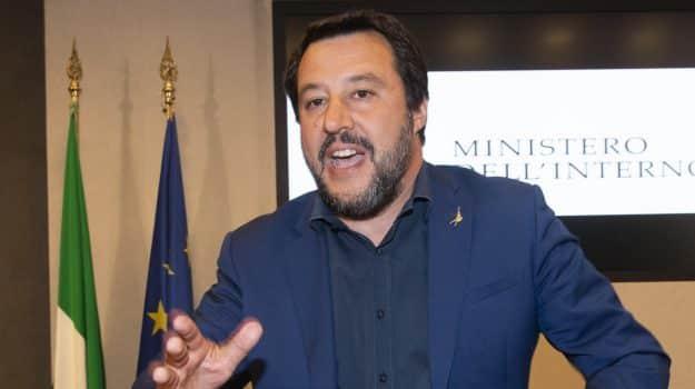 """Matteo Salvini attacca il governo: """"manovra presentata da incapaci di intendere e di volere"""""""