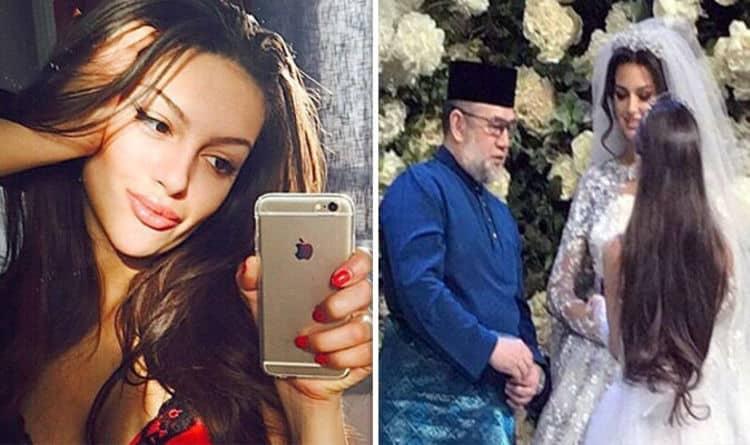 Uno degli uomini più ricchi al mondo, un sultano 49 enne rinuncia al trono, per sposarsi con una bellissima 25 enne modella russa, vuole dedicarsi anima e corpo a lei