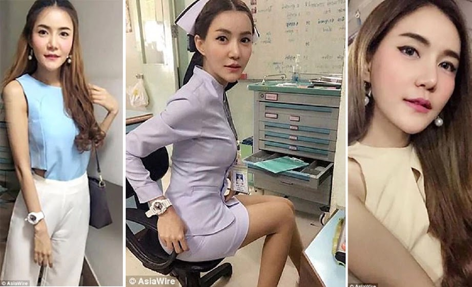 Sala parto, marito ci prova con l'avvenente infermiera mentre la moglie sta per partorire suo figlio
