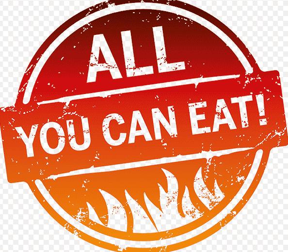 Ristorante usa la formula All You Can Eat e ogni giorno nel locale entrano circa 500 clienti, quello che accade dopo è terribile