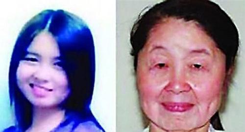 27enne subito dopo il parto invecchia precocemente tanto avere l'aspetto di una donna anziana