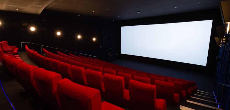 Ragazza va al cinema con gli amici per vedere un film ma viene proiettata la proposta di matrimonio del fidanzato