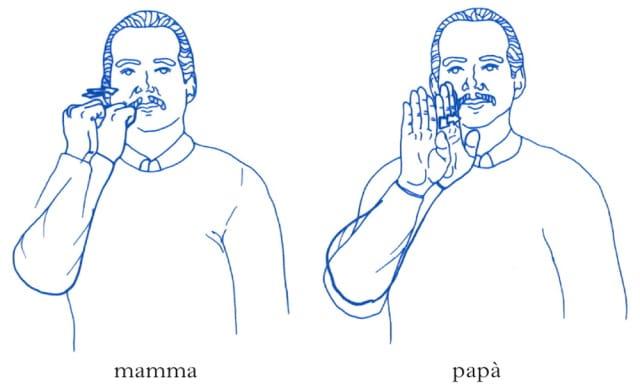 Due sordomuti parlano, il loro linguaggio viene scambiato per segni di una gang e vengono accoltellati