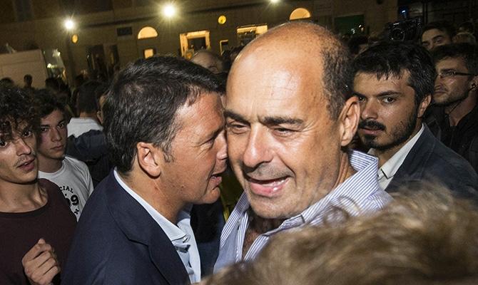 Elezioni in Umbria, dramma nel Pd, Zingaretti pensa che la colpa sia di Renzi, mentre alcuni dem bocciano la maggioranza con il M5S