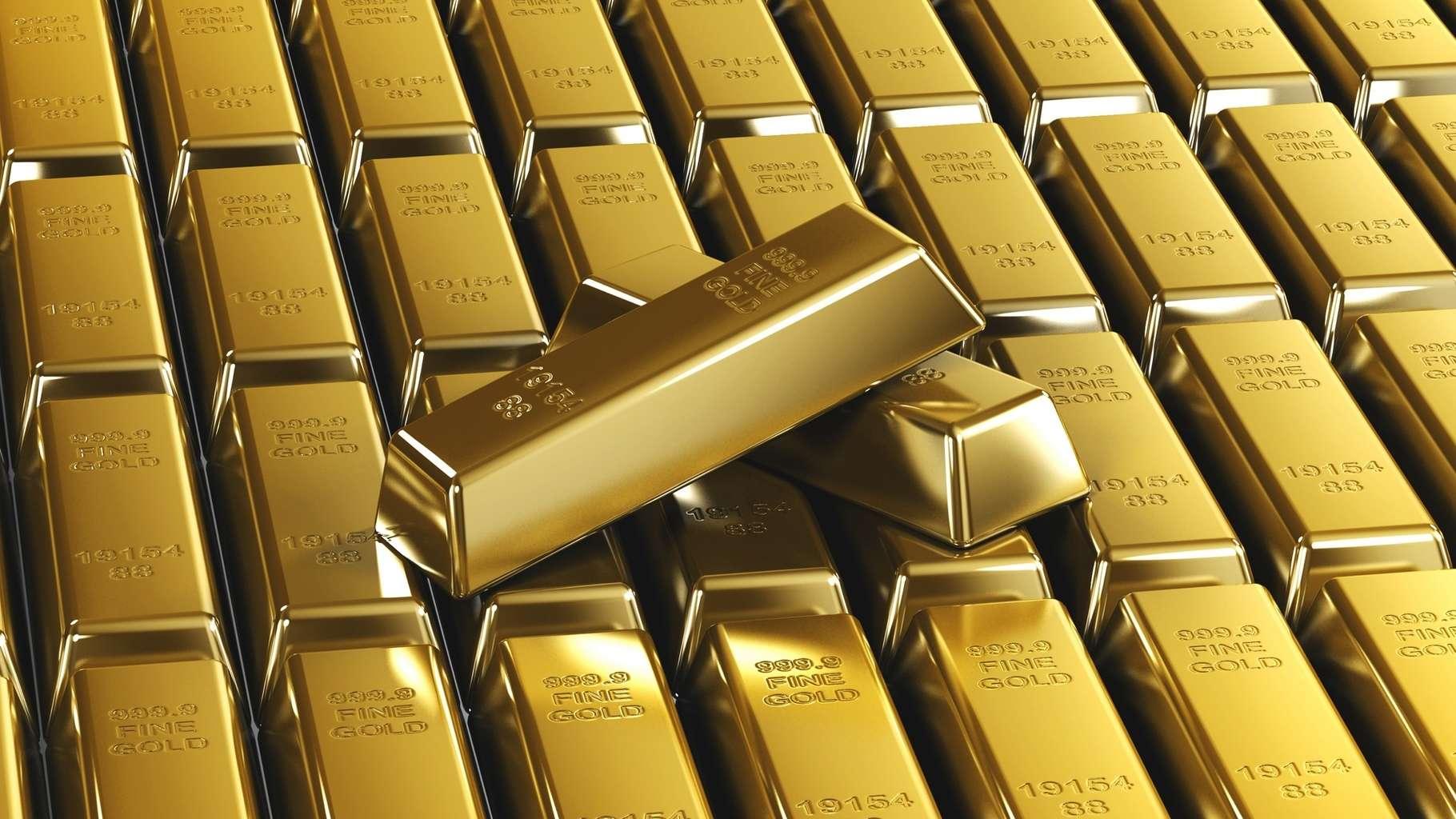 Polizia scopre nella cantina di un ex sindaco tonnellate di oro
