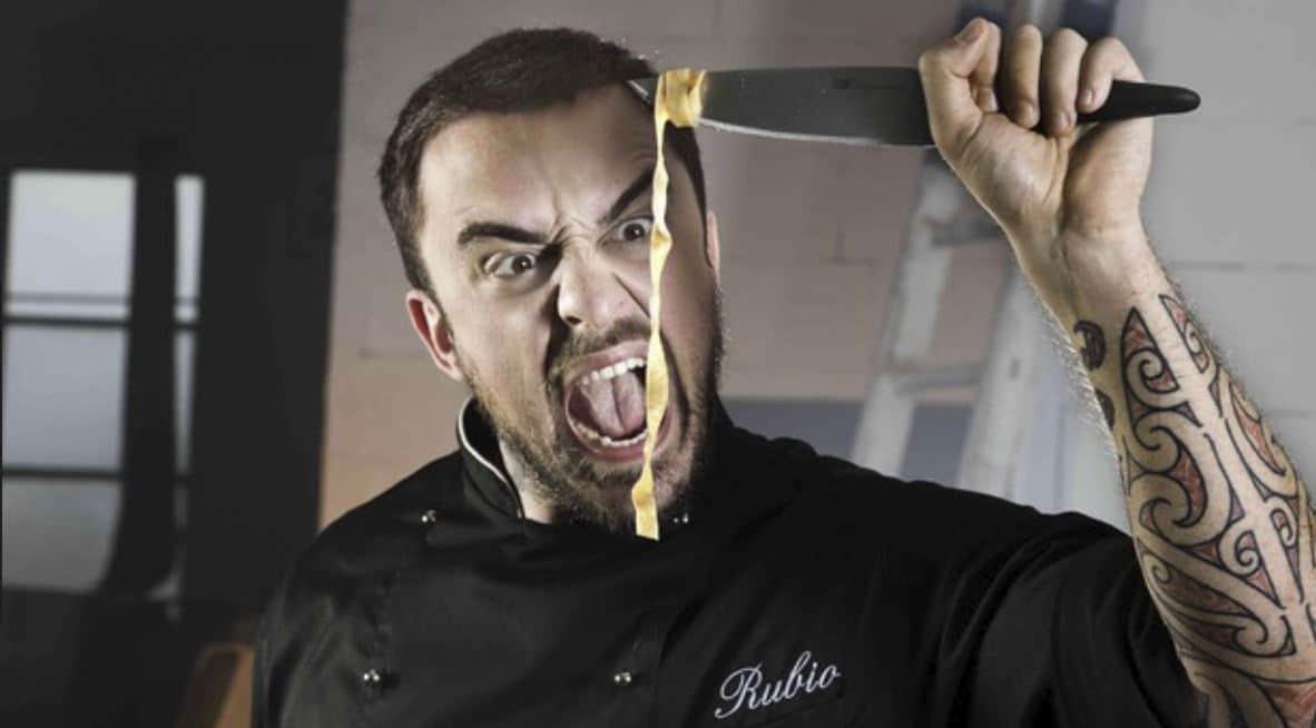 """Chef Rubio e il suo nuovo cinguettio, """"So di chi è la colpa dell'omicidio di Luca Sacchi a Roma"""""""