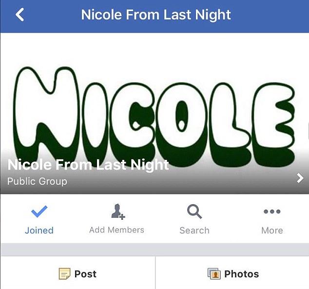 """""""Se i il tuo nome è Nicole, rispondimi"""", invia 247 mail a altrettante ragazze per ritrovare una ragazza incontrata per pochi minuti in un bar di cui si era perdutamente innamorato"""