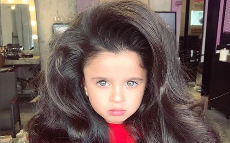 Bambina diventa famosa a soli 5 anni, il motivo nella fotografia
