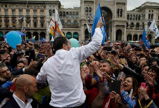 Ultimi sondaggi elezioni regionali in Emilia Romagna, si prospetta una nuova valanga verde – Lega , per evitare un'altra batosta Pd, M5S e Matteo Renzi costretti a correre insieme
