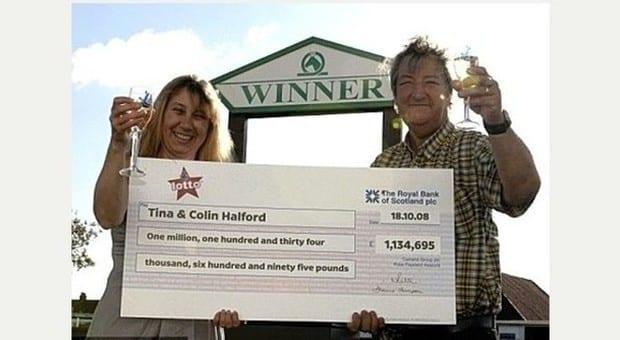 I soldi non portano la felicità, coppia sposata da 30 anni, vince alla lotteria un milione, ma lui muore non riuscirà mai a goderseli