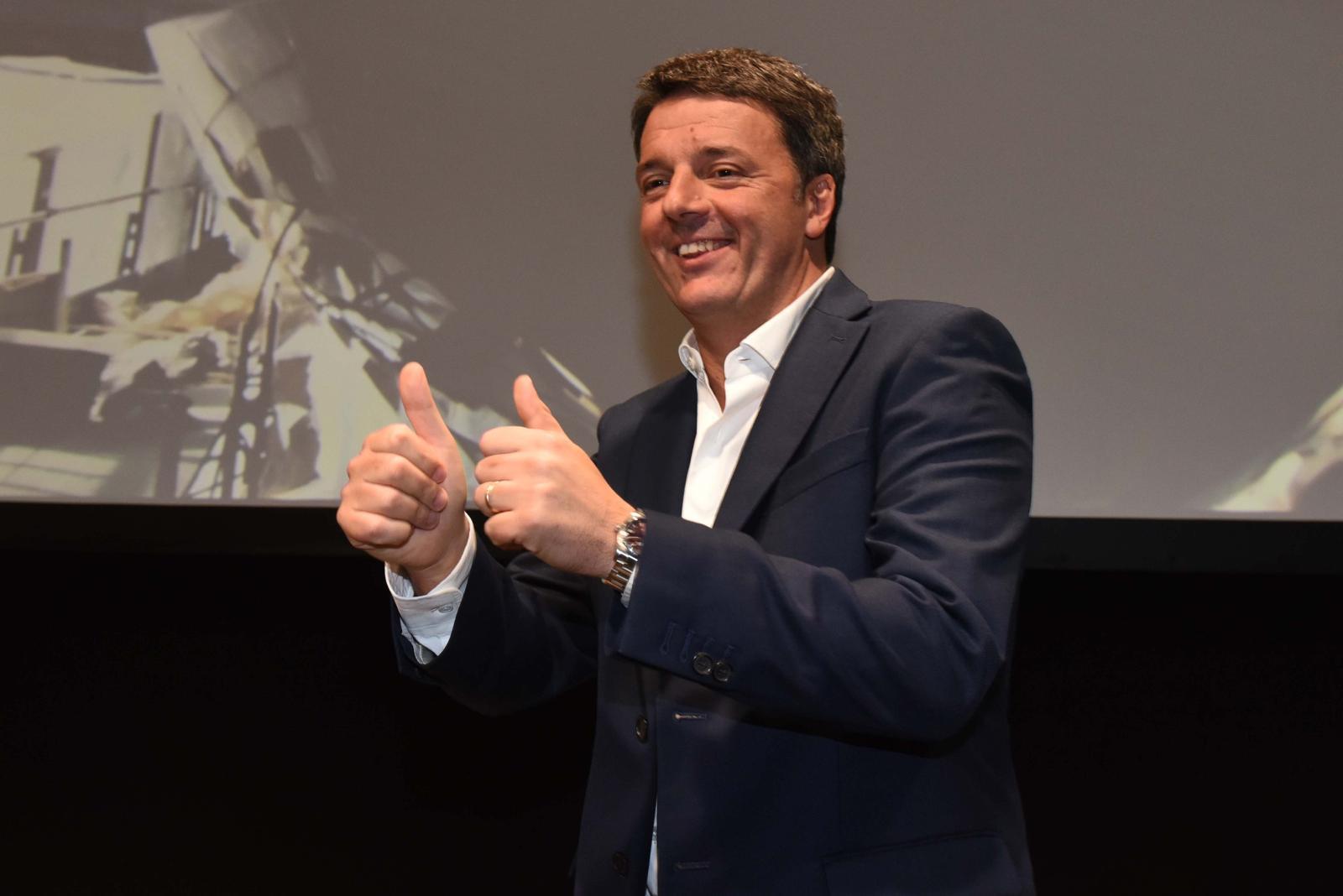 """Renzi sul governo: """"di vertici ogni tre giorni gli italiani son stufi, non è che siamo a seguire una puntata di Beautiful"""""""