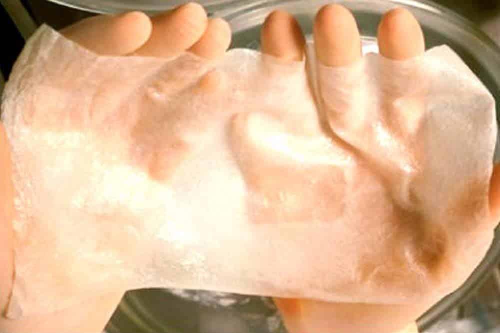 Scoperta incredibile, la pelle artificiale per chi si ustiona
