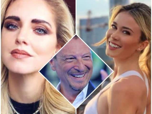 Festival di Sanremo 2020, Amadeus ha scelto, le conduttrici saranno tutte e due bionde, Diletta Leotta e Chiara Ferragni