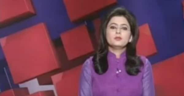 Giornalista del TG legge una notizia e scopre in diretta che il marito è morto in un incidente stradale