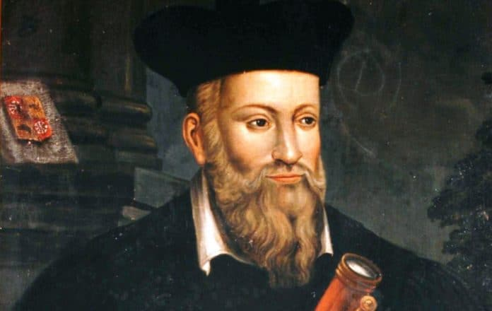 Le profezie terribili di Nostradamus per il 2020