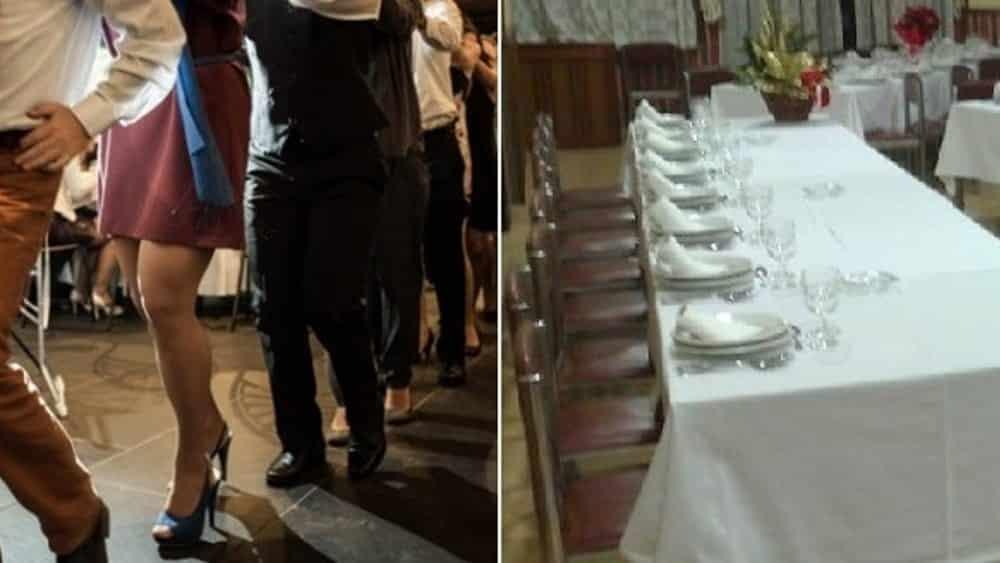 """Inscenano  """"il trenino"""" a fine cena, in cento scappano dal ristorante senza pagare il conto"""