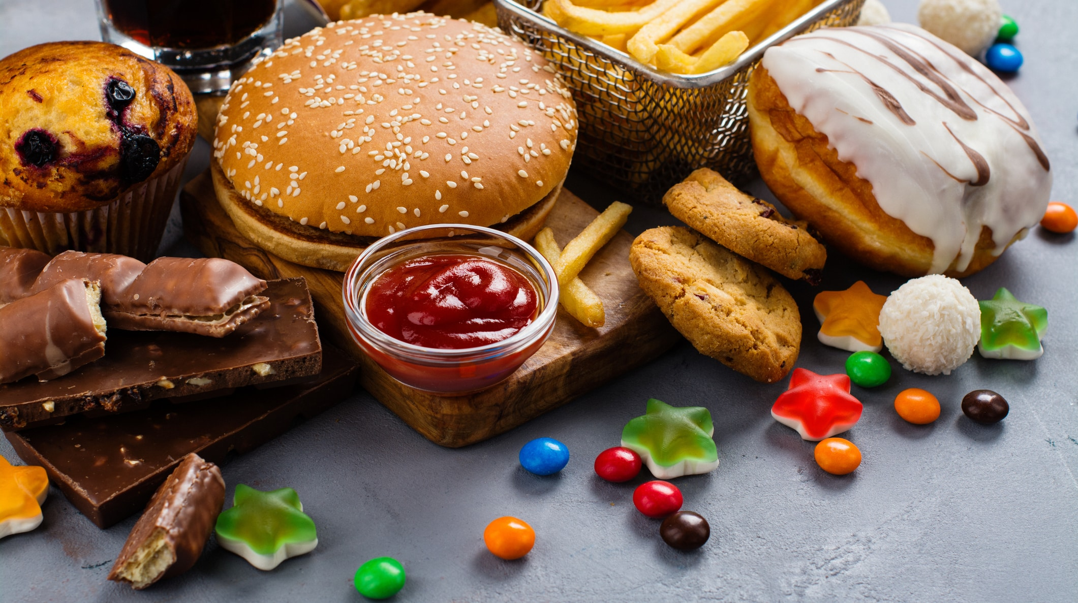 Studio quanto possono fare male gli alimenti ultra-processati