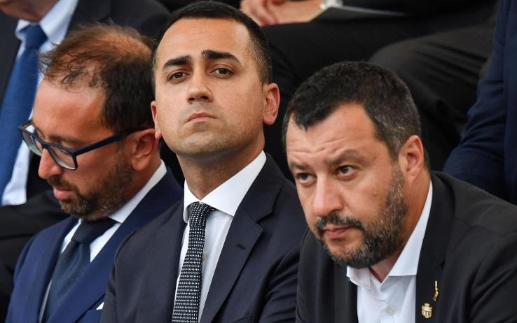 """Caso Gregoretti, duro scontro tra Bonafede e Salvini, il ministro """"Deve essere processato"""", il leader leghista """"si dimetta!"""""""