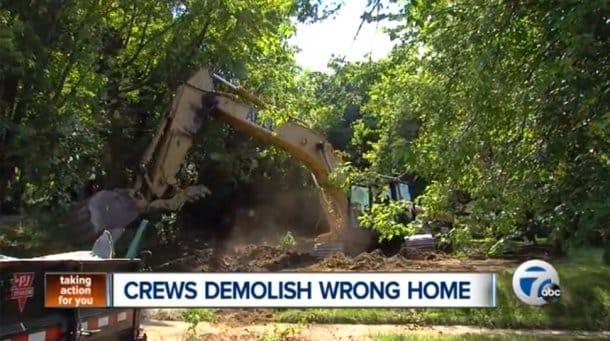 Per salvare la casa dal piano di demolizione, cambia il ...