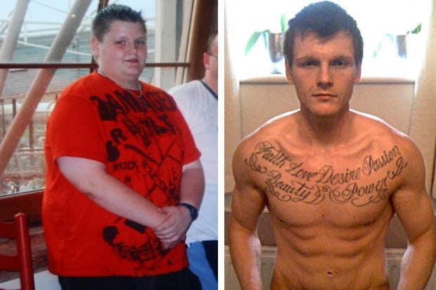Ex obeso da guinness dei primati perde 73 kg e diventa un famoso personal trainer
