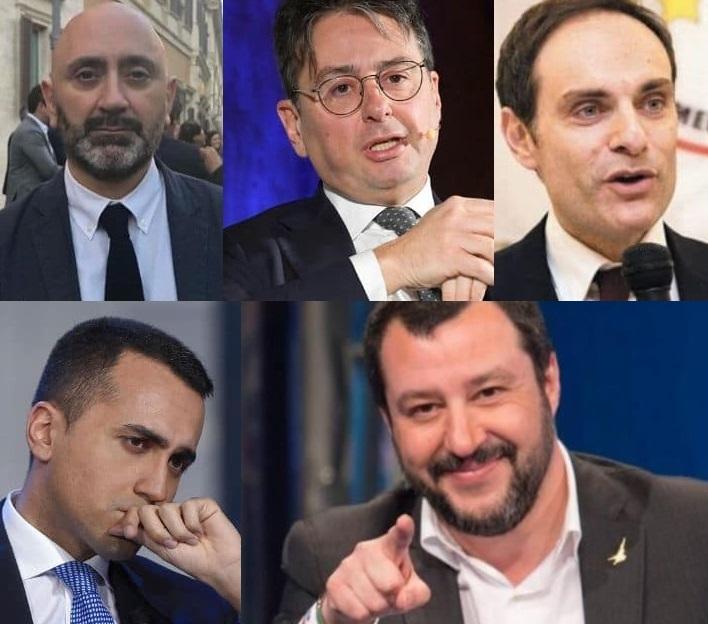 """L'esodo dei senatori del M5S verso la Lega la Cuzzocrea di Repubblica a Otto e Mezzo su La7, """"Un chiaro segnale che la legislatura sta finendo"""""""