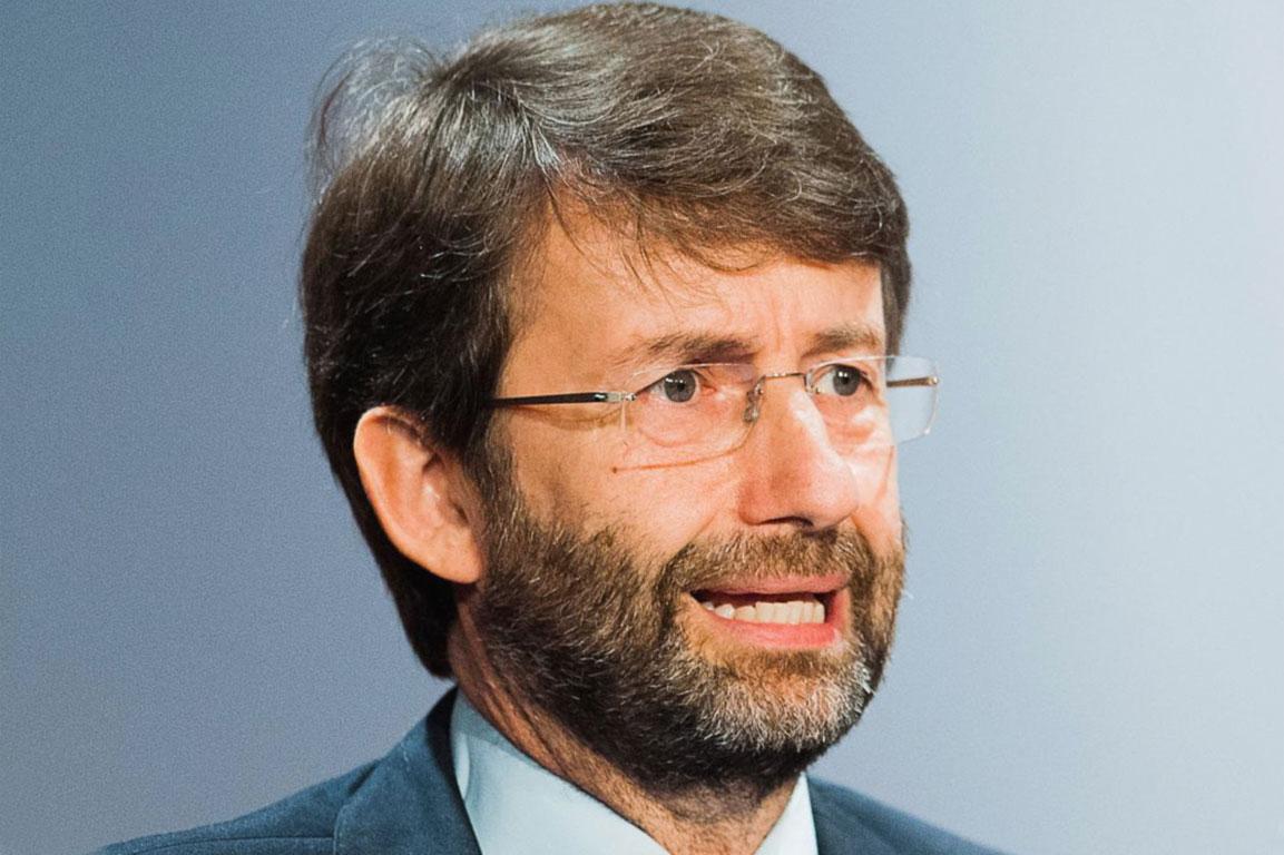 """Dario Franceschini """"l'alleanza con i M5S è stata una cosa giusta, senza quella avremmo Salvini a Palazzo Chigi"""""""