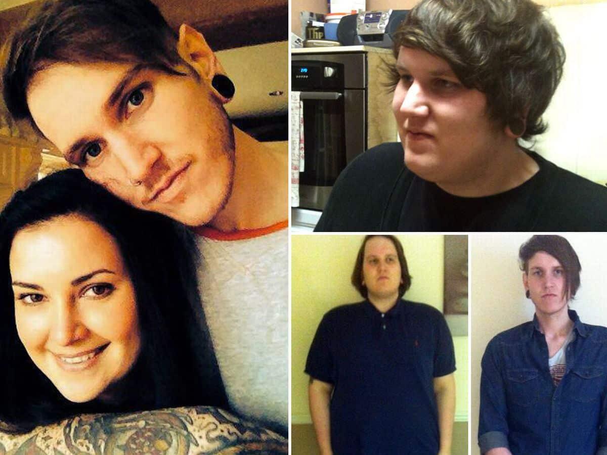 """Ragazzo pesava 190 chili, perde in un solo anno 100 chili e riesce a trovare l'amore, """"Ora le ragazze mi fischiano dietro"""""""